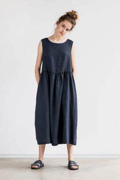 Modena Maxi Washed No Belt summer linen angle white dress maxi dress cotton