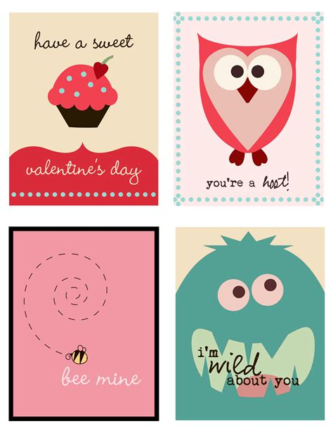 valentines cards for school printable free s day card printable printable decor