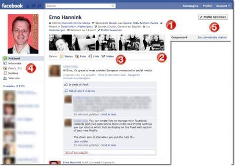 facebook update layout van pagina s op desktop 16 tips voor perfect nieuw persoonlijk facebook profiel