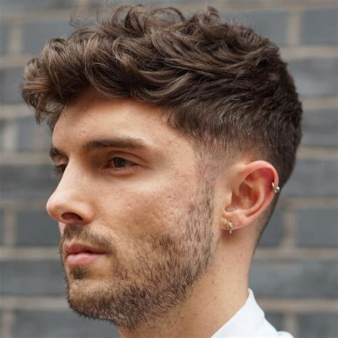 boys hair styles for thick curls 50 impressive hairstyles for men with thick hair men