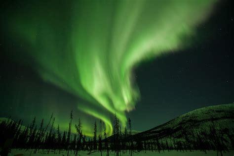 unusually intense auroras  theyre
