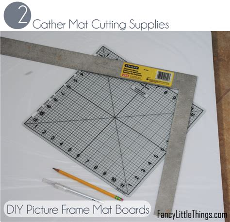 diy picture matting diy picture frame mats