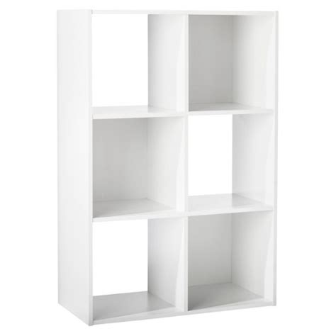cube room organizer 6 cube organizer shelf 11 quot room essentials target