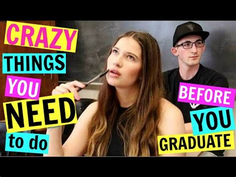 Do You Need Mba Before Phd by 27 Things You Need To Do Before You Graduate High