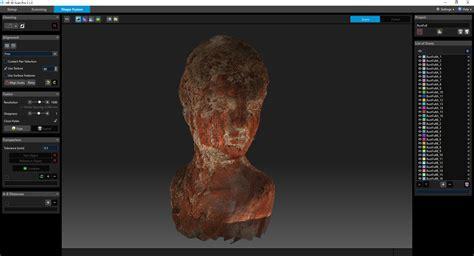 structured light scanning tutorial hp 3d structured light scanner pro s3 david sls 3 review