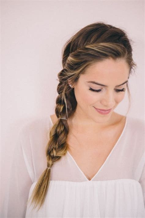 haiir plaited over chopstick 10 cute braided hairstyle ideas stylish long hairstyles