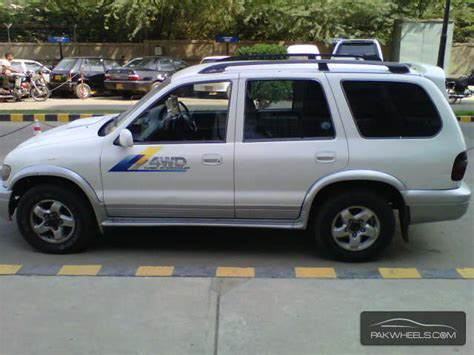 2003 Kia For Sale Sportage For Sale In Karachi Pakwheels
