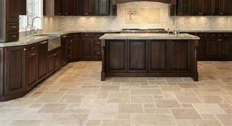tiled kitchen floors ideas five types of kitchen tiles you should consider