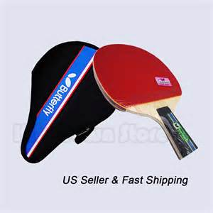 Butterfly tbc701 penhold short table tennis ping pong racket paddle