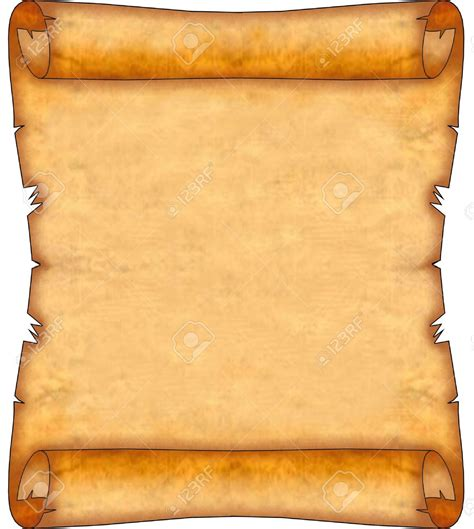 Blank Scroll Template Google Search Health Pinterest Scroll Paper Template