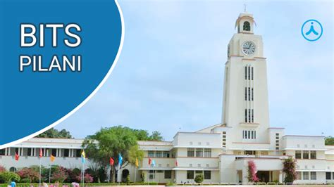How To Get Into Bits Pilani For Mba by Bits Pilani Cus Admission Process Courses Offered And