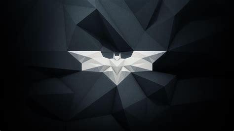 Batman Origami - 25 hd polygon wallpapers