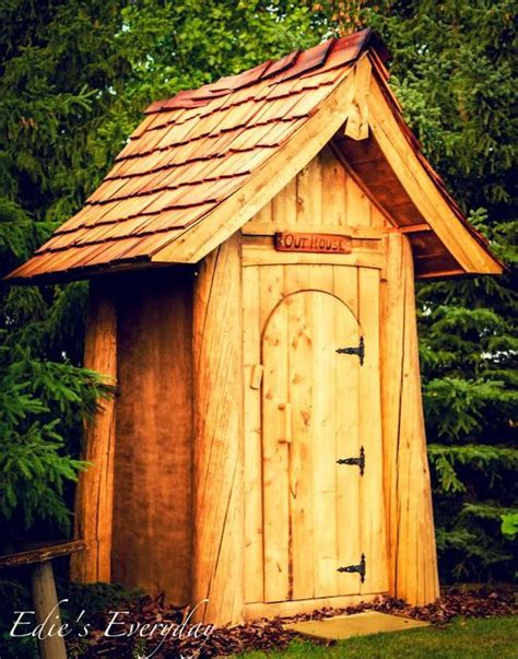 backyard outhouse 19 best outhouses images on pinterest outhouse ideas