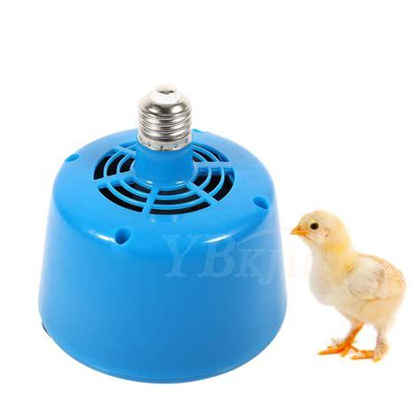 3 leds poultry heat lamp bulb warming light for brooder