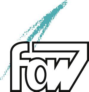 faw logo startseite bag bundesarbeitsgemeinschaft ambulante
