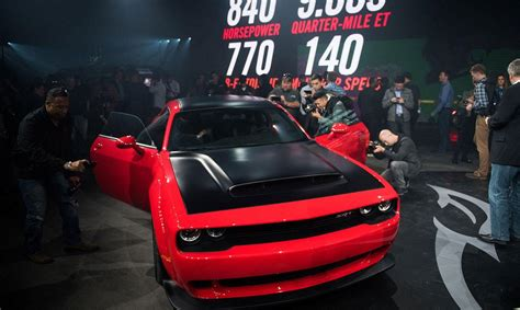 Home Design Story Forum by Fca Pumps Up Performance Cred With Dodge Demon Jeep Grand