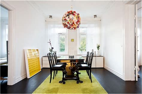Green Dining Room Rugs Floral Chandelier Dining Room With Green Rugs Interior