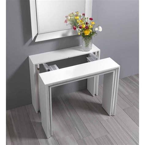 tavoli consolle allungabili economici pezzani leonardo tavolo consolle pezzani tavoli e sedie