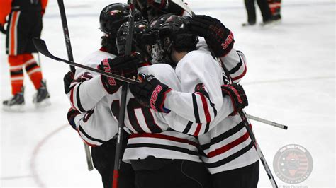 minnesota high school hockey sections semifinal upsets create interesting chionship match ups