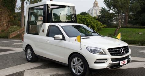 pope mobile a brief history of the popemobile ucatholic
