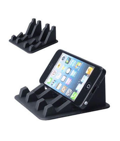 Smartphone Holder Dashboard Mobil Black being trendy dashboard car cell phone mobile mount stand holder anti slip pad black buy