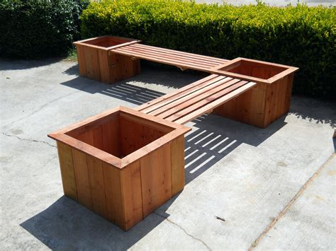 planter bench seat garden bench seat with planter box garden bench with