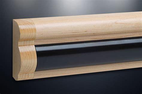 wall guard chair rail rubber chair rail bumpers images