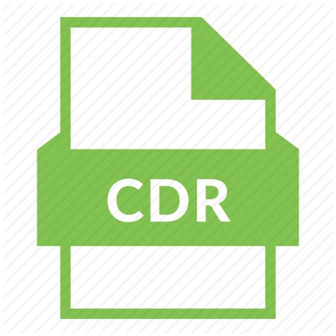 Format File Corel | cdr cdr file corel draw document file format image