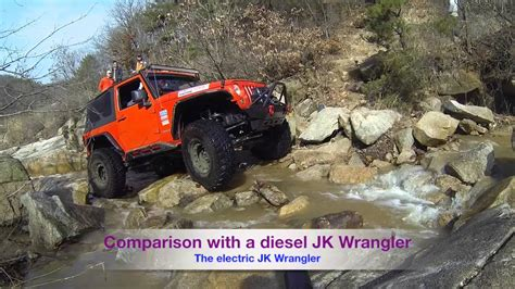 electric jeep conversion jeep jk wrangler electric vehicle conversion
