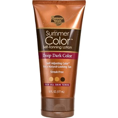 can you use banana boat self tanner on your face ablondemoment tanning tips