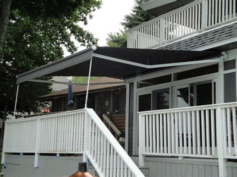 Awnings Michigan by Cassopolis Mi Awning Installations Sun And Shade
