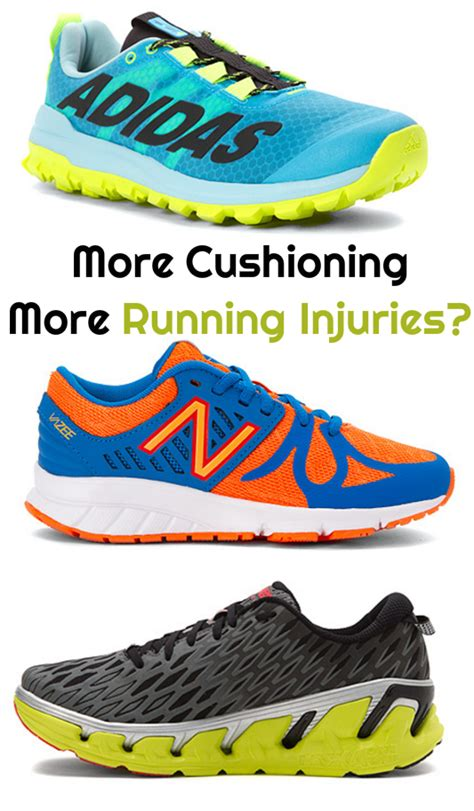 best forefoot cushioned running shoes more shoe cushioning more running injuries run forefoot