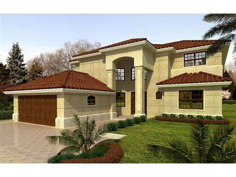 santa fe home designs terra cela santa fe style home plan 106s 0016 house