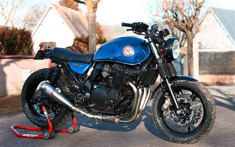 Motorrad Suzuki Garage by Tts Inazuma Scram кафешники Pinterest Motorrad
