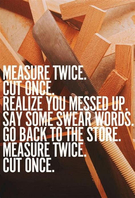 craft woodworking quotes  fun stuff images