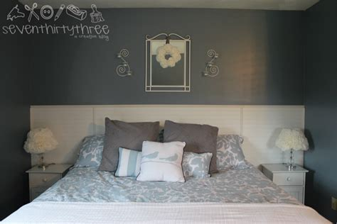 beaded headboard beadboard wall headboard inspiration made simple