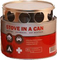 Vertex Vls Ultralight Stove stove in a can emergencies happen products