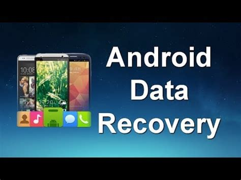 free android data recovery free android data recovery how to recover deleted files from android free