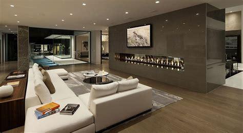 los angeles luxury villa designed  mcclean design