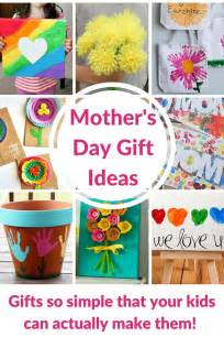 Mothers Day Gift Ideas by Mother S Day Gift Ideas That Kids Can Actually Make