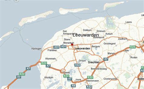 heerenveen netherlands map leeuwarden location guide