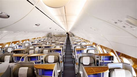 emirates class cabin a380 emirates publishes 2016 infographic review business