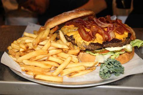food challenges sydney joe senser s beast burger challenge bloomington