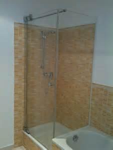 dusch abtrennung eine duschabtrennung nach ma 223 f 252 r ihr traumbad
