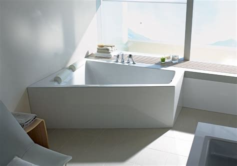 bagno con vasca angolare vasca da bagno angolare paiova duravit