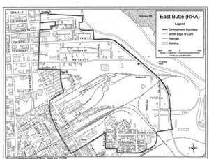 Butte Montana Map by East Butte Renovation Amp Rehabilitation Agency City And