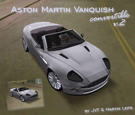 Aston Martin 117 by Gta Vice City Jvt S Modifications Scorpions Software