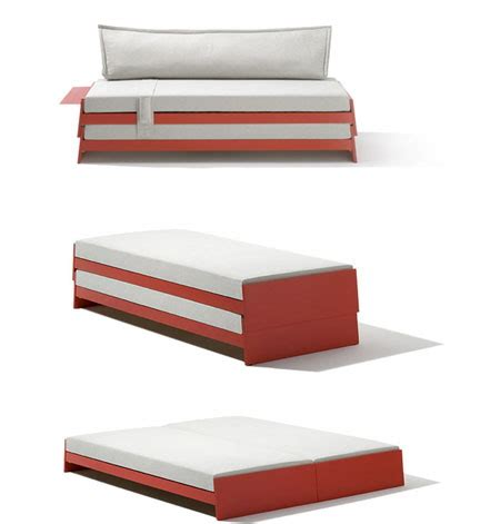 stackable sofa versatile stacking day bed from richard lert