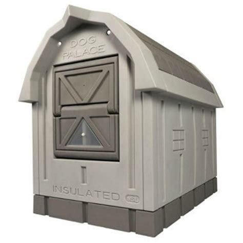 Hound Heater Dog House Heater Hhf Pc Igloo Dog House