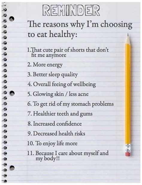 Why I Do This 6 Reasons by Reasons Why I M Choosing To Eat Healthy Maybe I Can Be